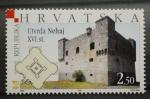 Stamps Europe - Croatia -  CASTILLO UTVRDA NEHAJ SIGLO XVI