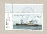 Stamps Germany -  Barco Aller