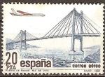 Sellos del Mundo : Europa : España : Puente de Rande (Ria de Vigo)