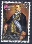 Stamps Spain -  2968 Centenario del Código Civil. Manuel Alonso Martínez.