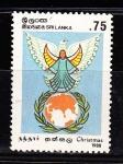 Sellos del Mundo : Asia : Sri_Lanka : Navidad
