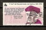 Stamps Spain -  V Centenario del Descubrimiento de America.