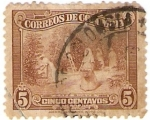 Stamps : America : Colombia :  cafe de colombia