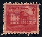 Stamps Cuba -  Consejo Nacional de Tuberculosis