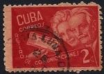 Stamps Cuba -  Retiro de Comunicaciones
