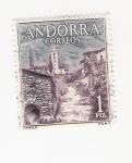 Sellos del Mundo : Europa : Andorra : Canillo (repetido)