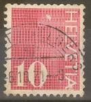 Stamps : Europe : Switzerland :  SUIZA_SCOTT 521 NUMERAL. $0.2