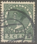 Stamps : Europe : Netherlands :  HOLANDA_SCOTT 172.01 REINA GUILLERMINA. $0.2