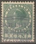 Sellos de Europa - Holanda -  HOLANDA_SCOTT 172.02 REINA GUILLERMINA. $0.2