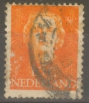 Stamps : Europe : Netherlands :  HOLANDA_SCOTT 308 REINA JULIANA. $0.2