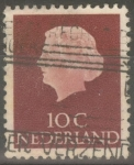 Stamps : Europe : Netherlands :  HOLANDA_SCOTT 344 REINA JULIANA. $0.2