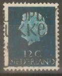 Stamps Netherlands -  HOLANDA_SCOTT 345.01 REINA JULIANA. $0.2