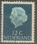 Stamps : Europe : Netherlands :  HOLANDA_SCOTT 345.02 REINA JULIANA. $0.2
