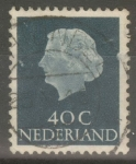 Stamps : Europe : Netherlands :  HOLANDA_SCOTT 352 REINA JULIANA. $0.2
