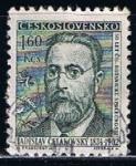 Stamps Czechoslovakia -  ladislav Celanovsky