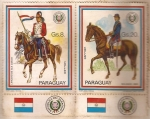 Stamps : America : Paraguay :  Paraguay