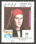 Stamps : Africa : Morocco :  Vicente Yáñez Pinzón, navegante