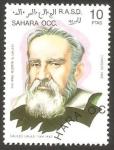 Stamps : Africa : Morocco :  350 anivº de la muerte de G. Galilei