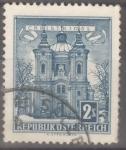 Stamps : Europe : Austria :  AUSTRIA_SCOTT 625 IGLESIA CHRISTKINDL. $0.2