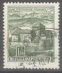 Stamps : Europe : Austria :  AUSTRIA_SCOTT 695 CASTILLO SCHATTEN, FELDKIRCH, VORARLBERG. $0.2