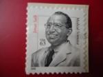 Stamps United States -  Jonas Salk (Medical Scientist)