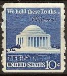 Sellos del Mundo : America : Estados_Unidos : We hold these Truths