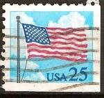 Sellos del Mundo : America : Estados_Unidos : Bandera de America