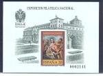 Sellos de Europa - Espa�a -  20 de Mayo Exposici�n Filatelica Nacional EXFILNA 89