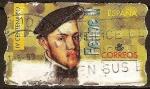 Sellos del Mundo : Europa : España : IV.Centenario 1598-1998 Felipe II
