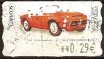 Sellos del Mundo : Europa : España : AMTS Museo Historia Automocion Salamanca.Pegaso z-102 ss P.Spyder serra prototipo,