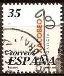 Sellos del Mundo : Europa : España : Xacobeo ' 99 Galicia