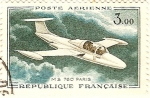 Stamps Europe - France -  MS 760 Paris