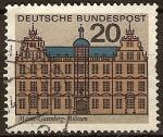 Sellos del Mundo : Europa : Alemania : Mainz,Gutenberg-Museum(Museo-Gutenberg)