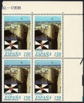 Stamps Spain -  Estatuto de Autonomía de Ceuta