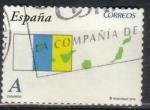 Sellos del Mundo : Europa : España :  Bandera Canarias