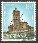 Stamps Spain -  1720 - VI centº de la fundación de Guernica