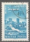 Stamps : Europe : Hungary :  HUNGRIA_SCOTT C264 AVION SOBRE BEIRUT. $0.2