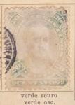 Stamps America - Argentina -  Personaje ed 1888