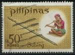 Sellos del Mundo : Asia : Filipinas : S999 - Instrumentos Musicales Filipinos