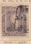 Stamps America - Argentina -  Nicolas Avellaneda Ed 1890