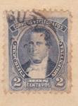 Sellos de America - Argentina -  Santiago Derqui ed 1890