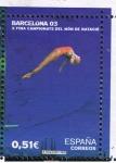 Sellos de Europa - España -  Edifil  3990  Barcelona 2003 XFINA