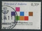Sellos de Europa - Andorra -  Escaldes-Engordany