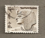 Stamps Egypt -  Mujer egipcia
