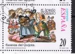 Stamps Spain -  Edifil  3565 Correspondencia Epistolar escolar.