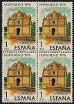 Sellos de Europa - España -  Hispanidad - Costa Rica  Iglesia Nicoya