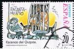 Sellos del Mundo : Europa : España : Edifil  3572 Correspondencia Epistolar escolar.
