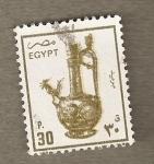 Sellos de Africa - Egipto -  Vasija