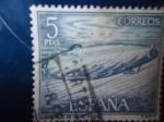 Sellos de Europa - España -  Ed:1610 - Submarino de Isaac Peral - Isaac Peral´s Submarine