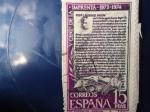 Stamps Europe - Spain -  Ed:ES 2166 - V Centenario de la Imprenta 1472/74-Los Sinodales-Segovia